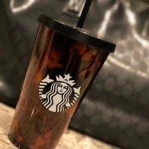Starbucks tortoise tumbler